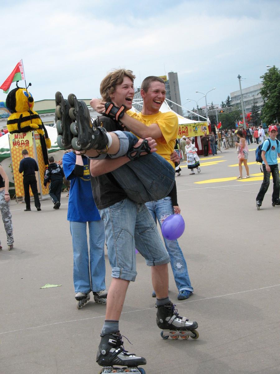 Минск соревнования
